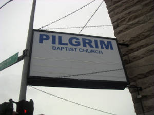 Pilgrim Baptist Church 12-3-05 Gary Johnson photo