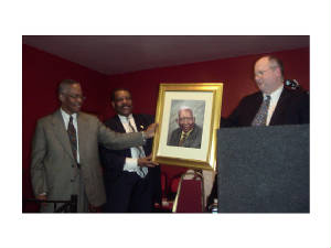 Presentation to Pilgrim Baptist, March 26, 2006
